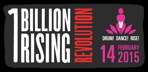ONE BILLION RISING REVOLUTION 2015! – QUELLI CHE SCRIVONO, LEGGONO, PARLANO