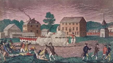 battaglia di Lexington di Amos Doolittle (1775).JPG